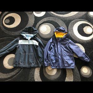 Bundle of 2 boys jackets